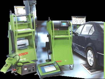 Bosch Car Service Diagnosis