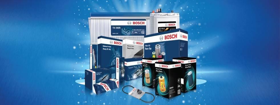 Recambios Bosch Car Service Getafe