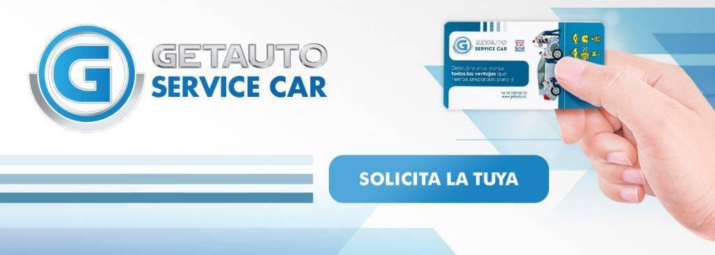 Tarjeta Service Car Getauto
