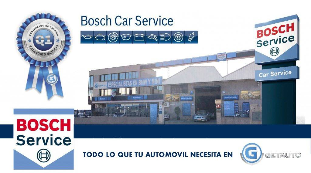 Bosch Car Service Madrid