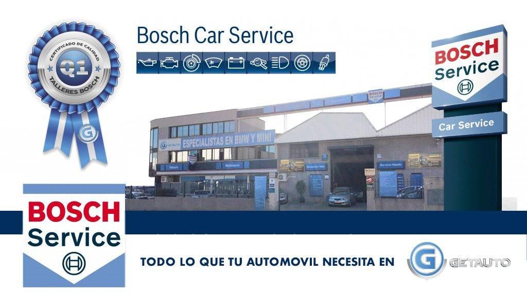 Bosch Car Service Madrid