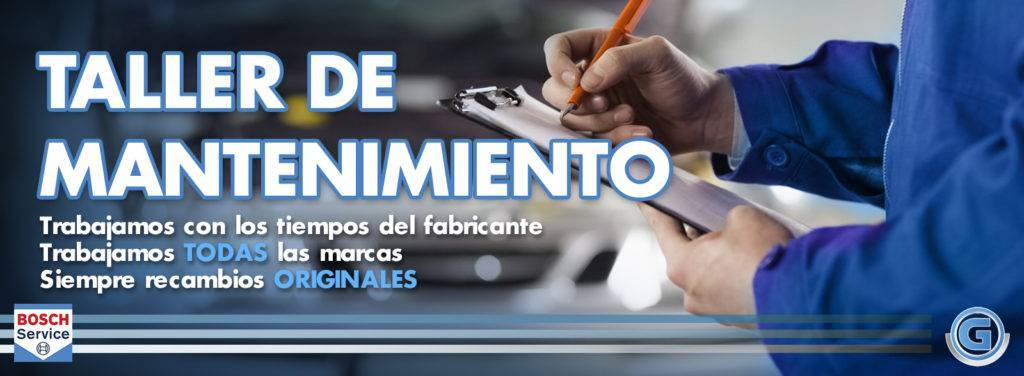 Taller coches madrid