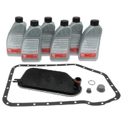 cambiar aceite caja de cambios automatica