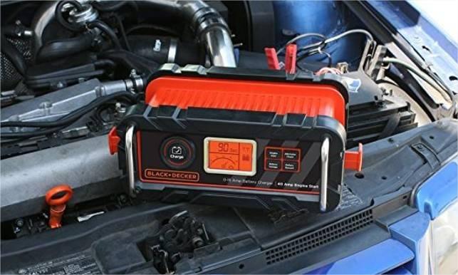 cargador de baterias de coche