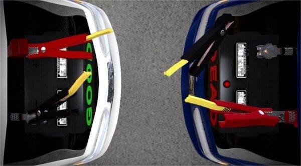 recargar bateria coche
